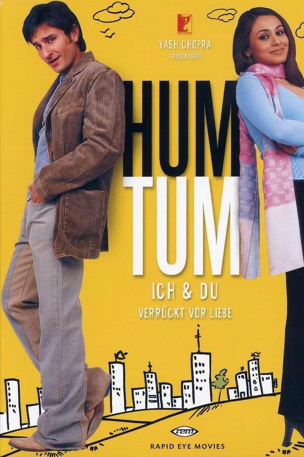Hum Tum 2004 Bluray 720p 1 2gb X264 Best Bollywood Movies Latest Bollywood Movies Full Movies