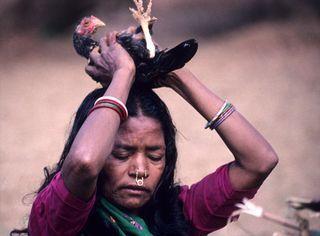 head priestess -looks left-