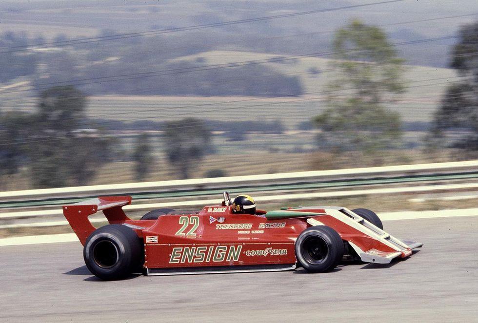 Derek Daly, EnsignFord N179, 1979 South African GP