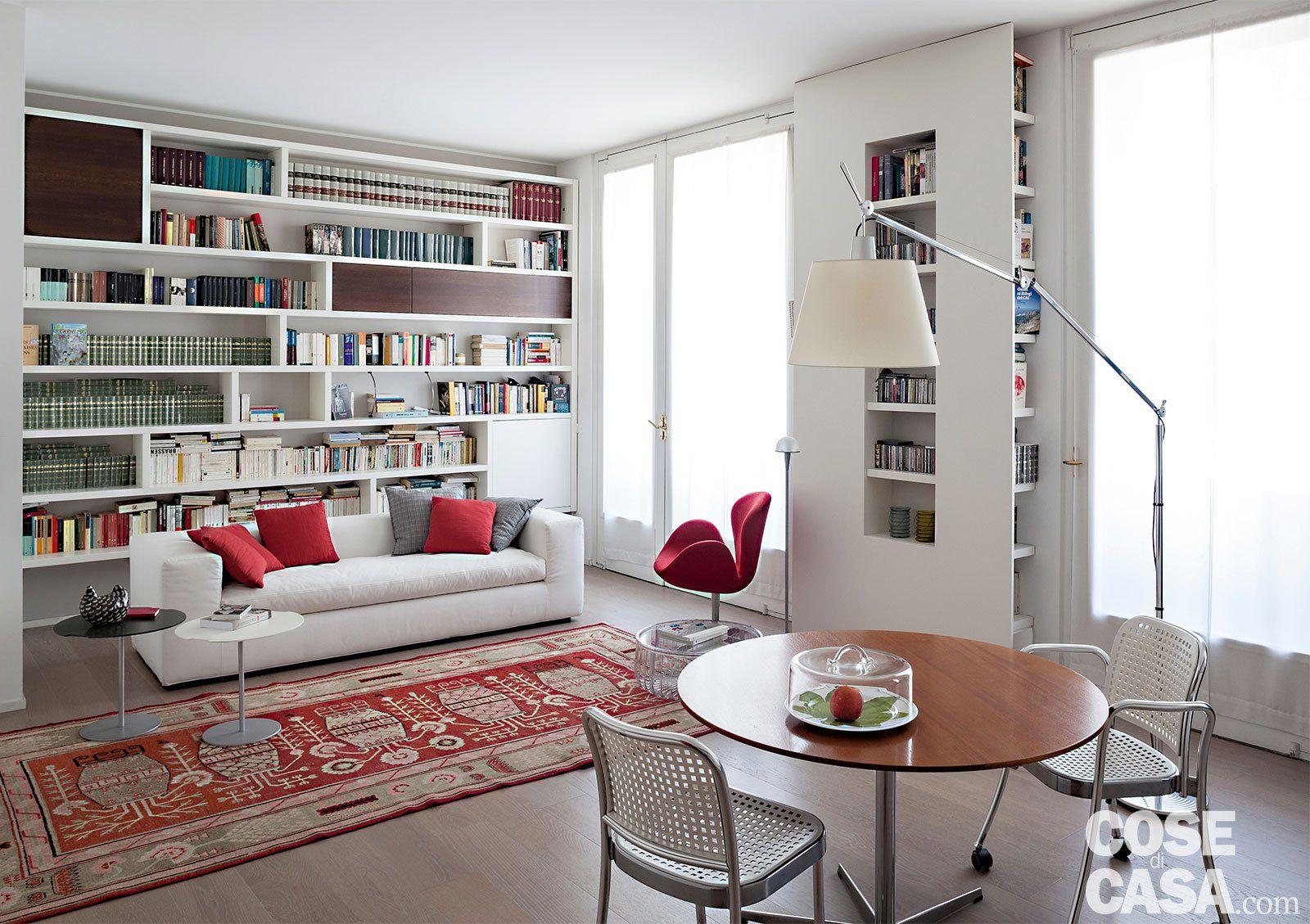Costo Ristrutturazione Casa 50 Mq 50 mq: una casa open space per avere più luce. guarda i