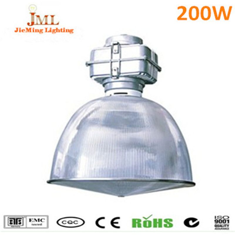 Unique Electrodeless Discharge Industrial Lamp 200w Lamps Aluminum Hosing Material Induction High Bay Workshop High High Bay Lighting Indoor Lamp Outdoor Lamp