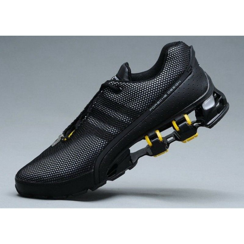 adidas porsche design adidas bounce s p5000 sport black yellow shoes pinterest adidas. Black Bedroom Furniture Sets. Home Design Ideas