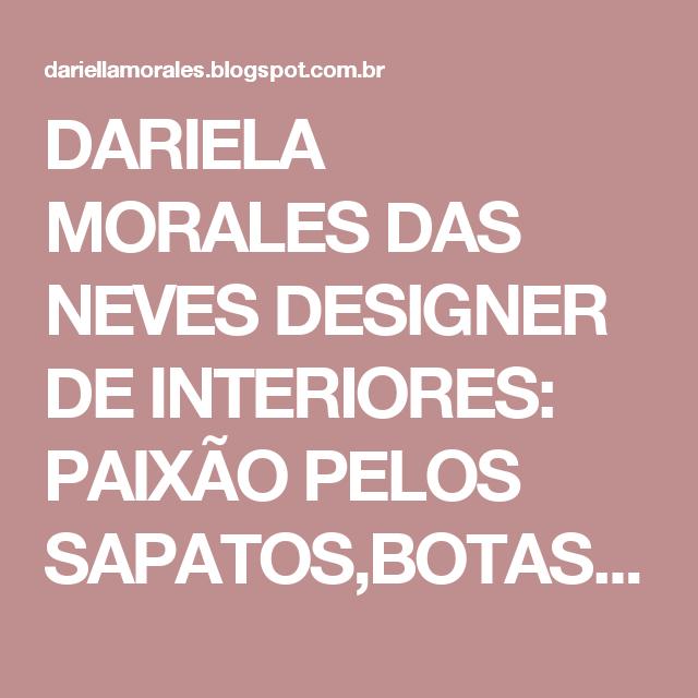 DARIELA MORALES DAS NEVES DESIGNER DE INTERIORES: VESTIDOS