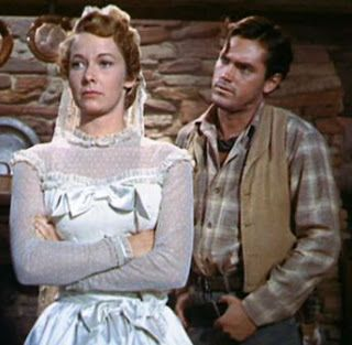 Martin and Laurie | Jeffrey hunter, Classic movies, Musical movies