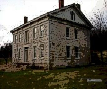 Eldred House Eldred Il American Haunting Creepy Houses Haunted Places