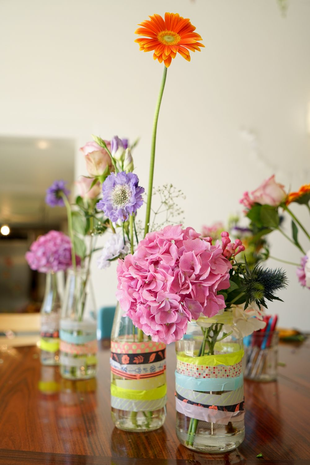 A Flower Party For Avas 6th Birthday Kids Birthday Party