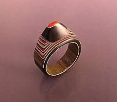 Image result for chunky polymer clay rings