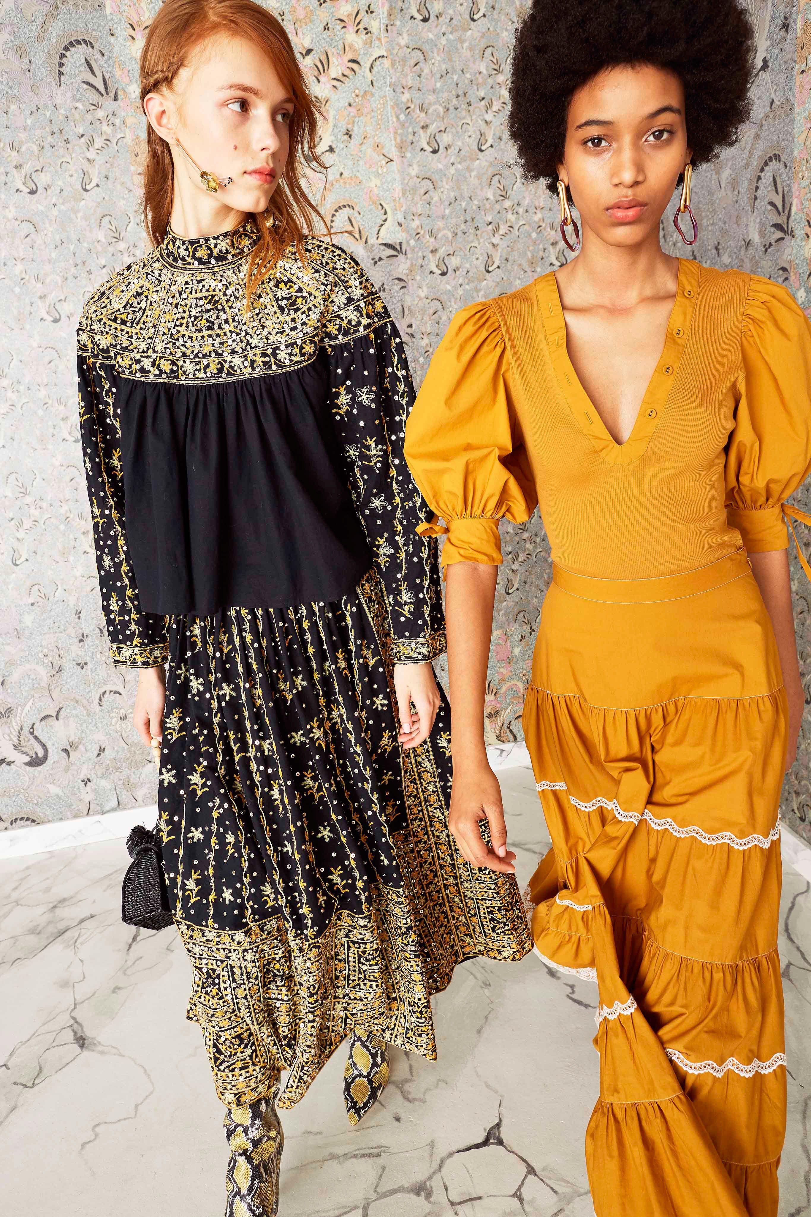 940afbc37b5 Ulla Johnson Pre-Fall 2019 Fashion Show Collection  See the complete Ulla  Johnson Pre-Fall 2019 collection. Look 19