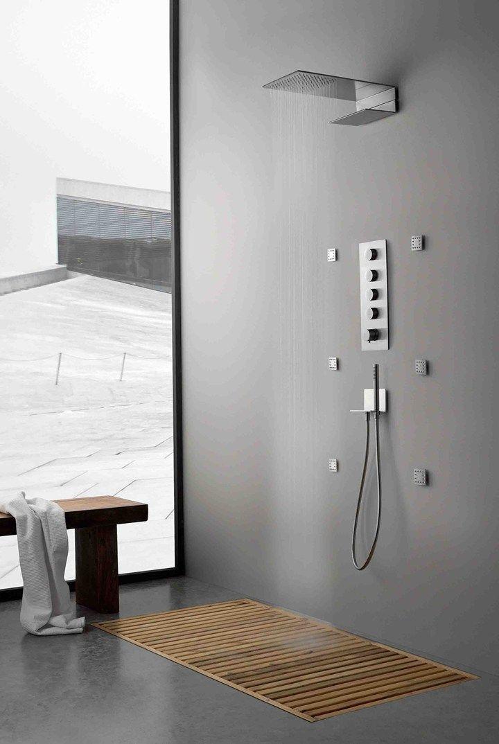 5MM: nuove versioni per bagno e cucina Il progetto Treemme ...