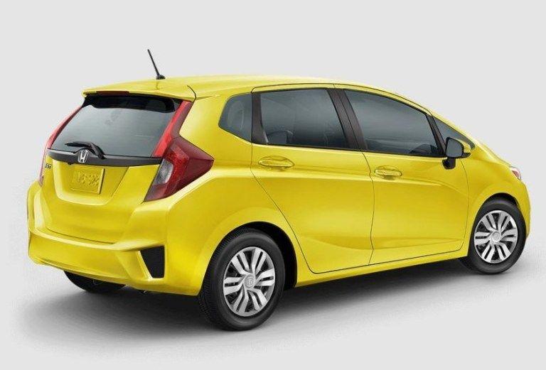 2020 Honda Fit Redesign Spied Relase Date Price Honda Fit Honda 2016 Honda Fit