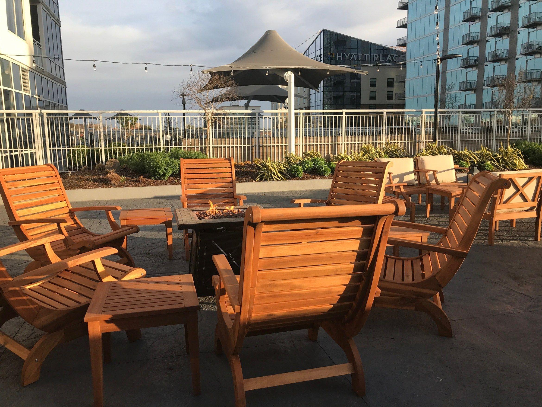 Nashville's Newest Rooftop Beer Garden Beer garden