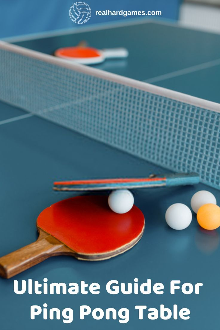 Best ping pong table reviews indoor outdoor with