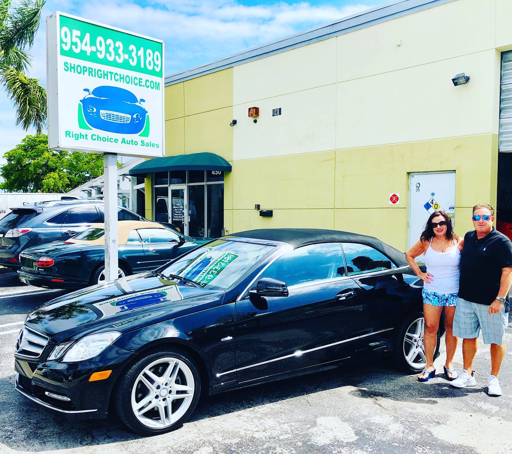 Jean And Billy Took Home This Incredible 2012 Mercedes