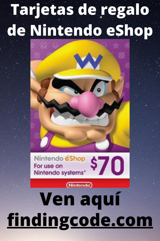 Tarjeta De Regalo Nintendo Eshop Gratis Gift Card Nintendo Eshop Gift Card Generator