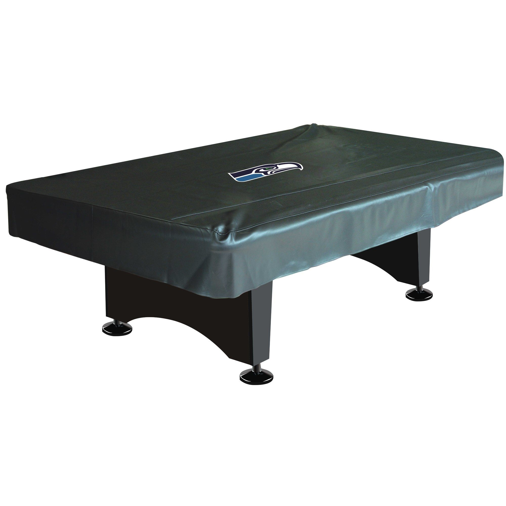 Seattle Seahawks 8 Deluxe Pool Table Cover In 2019 Pool Table Covers Vinyl Table Covers 8ft Pool Table