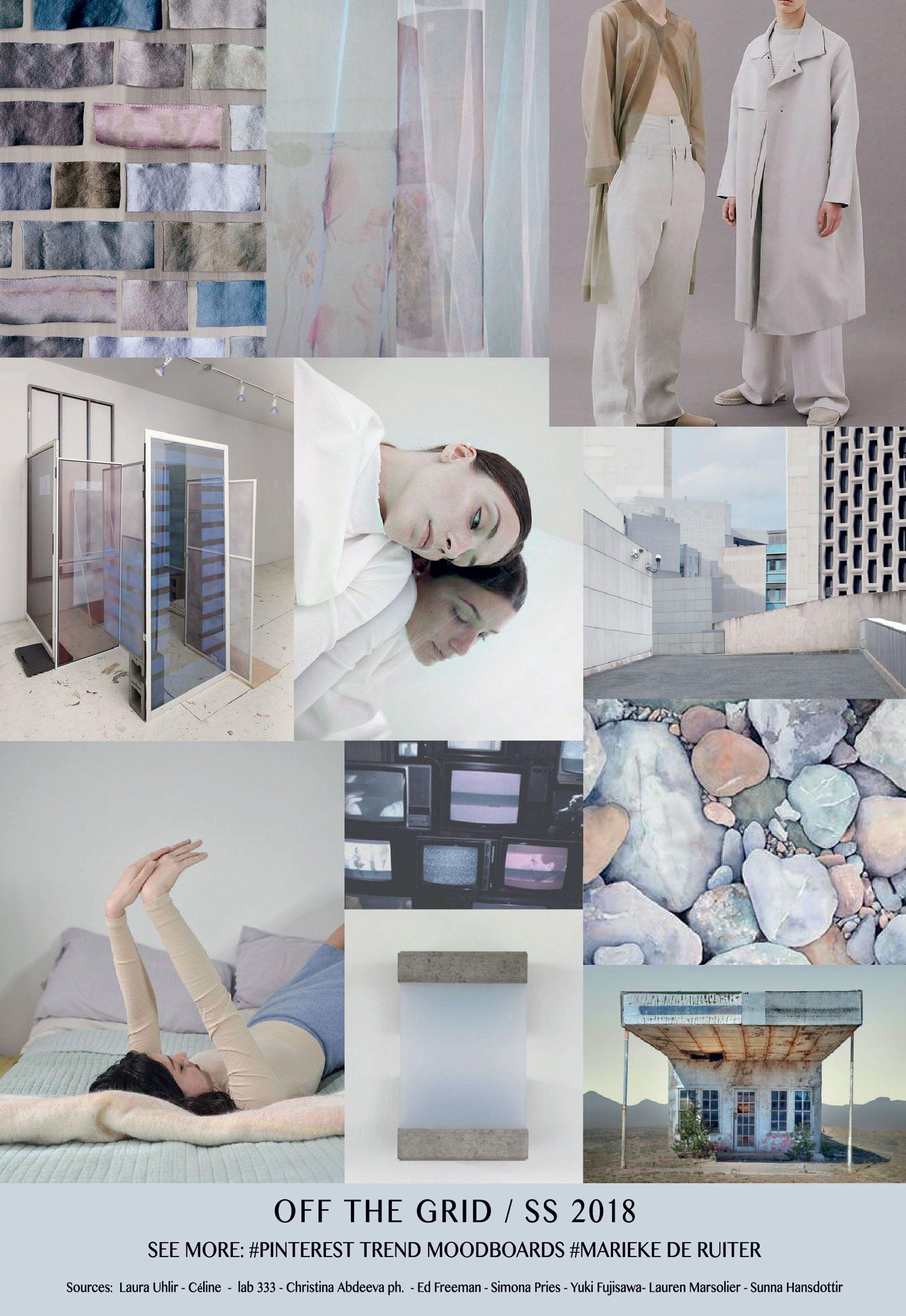 off the grid trend ss 2018 marieke de ruiter trends. Black Bedroom Furniture Sets. Home Design Ideas