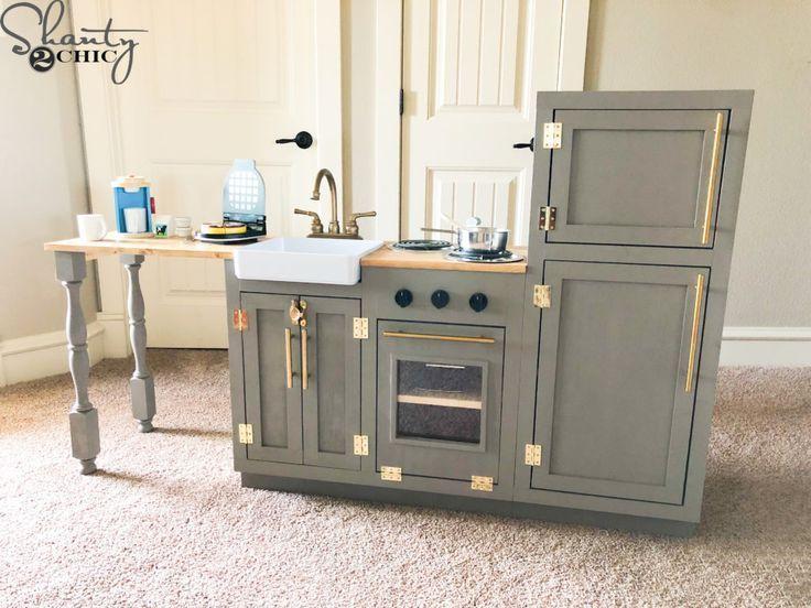 Best Diy Play Kitchen Diy Play Kitchen Diy Kids Furniture 400 x 300