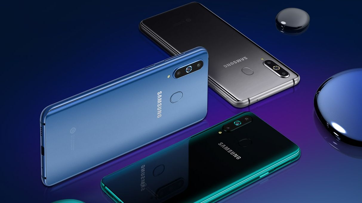 Galaxy S10 may not be Samsung's first phone with an in-screen