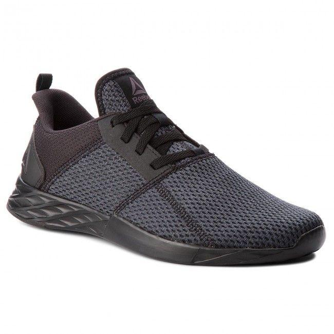 4b439481fe Cipő Reebok - Astroride Strike CN2632 Black/Ash Grey - Edzőcipők -  Futócipők - Sport