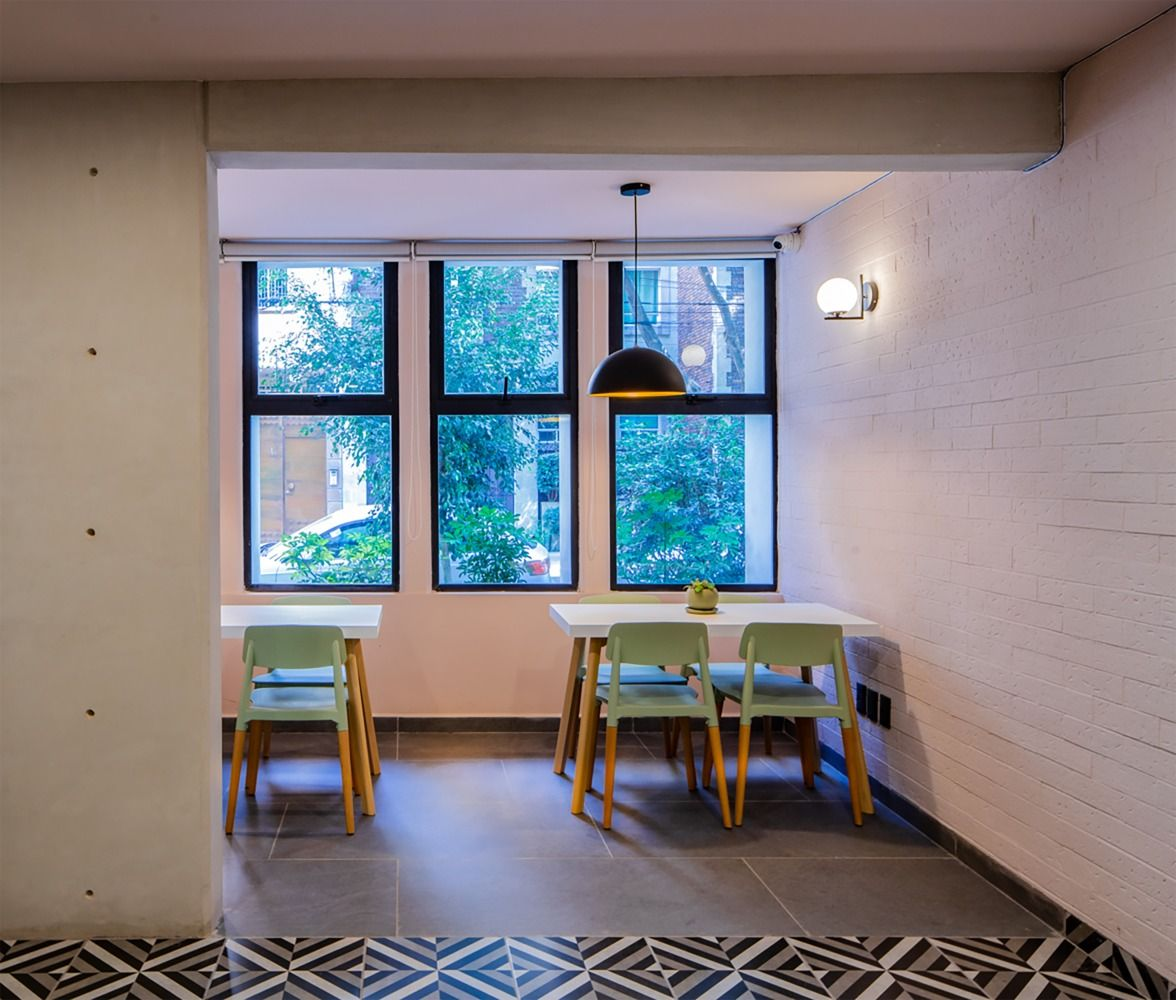 Gallery Of Niu Coliving Craft Arquitectos 7 Architecture Crafts Gallery