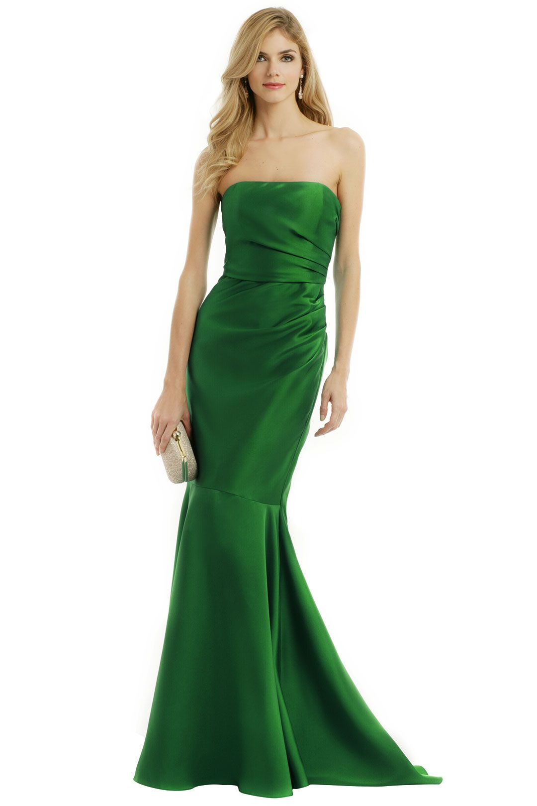 Rent Total Knock Out Gown by Badgley Mischka for $115 only at Rent ...
