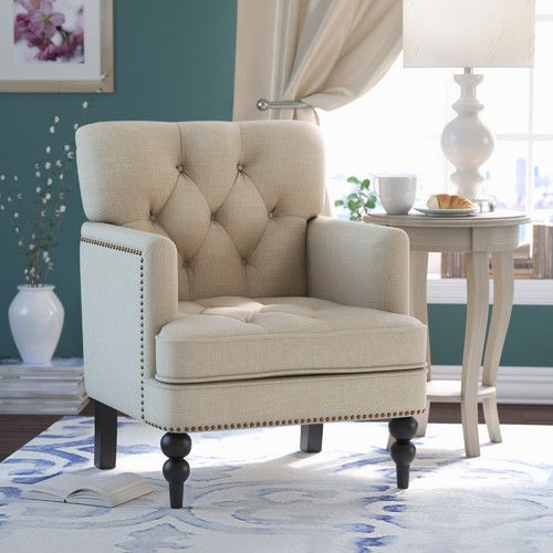 Found It At Wayfair   Summerfield Tufted Upholstered Club Arm Chair