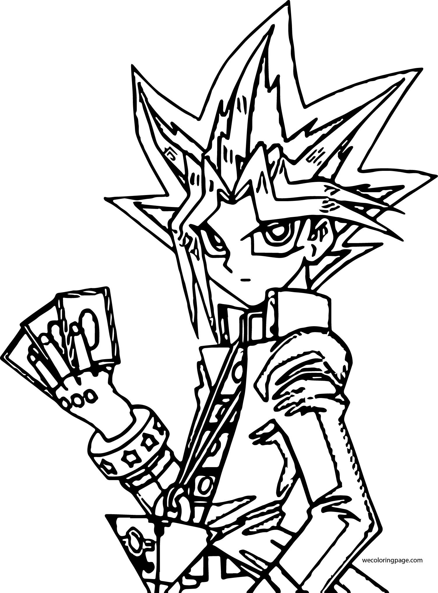 Yu Gi Oh Coloring Pages Monster Coloring Pages Coloring Pages