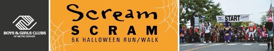 2012 Scream Scram 5K Run/Walk