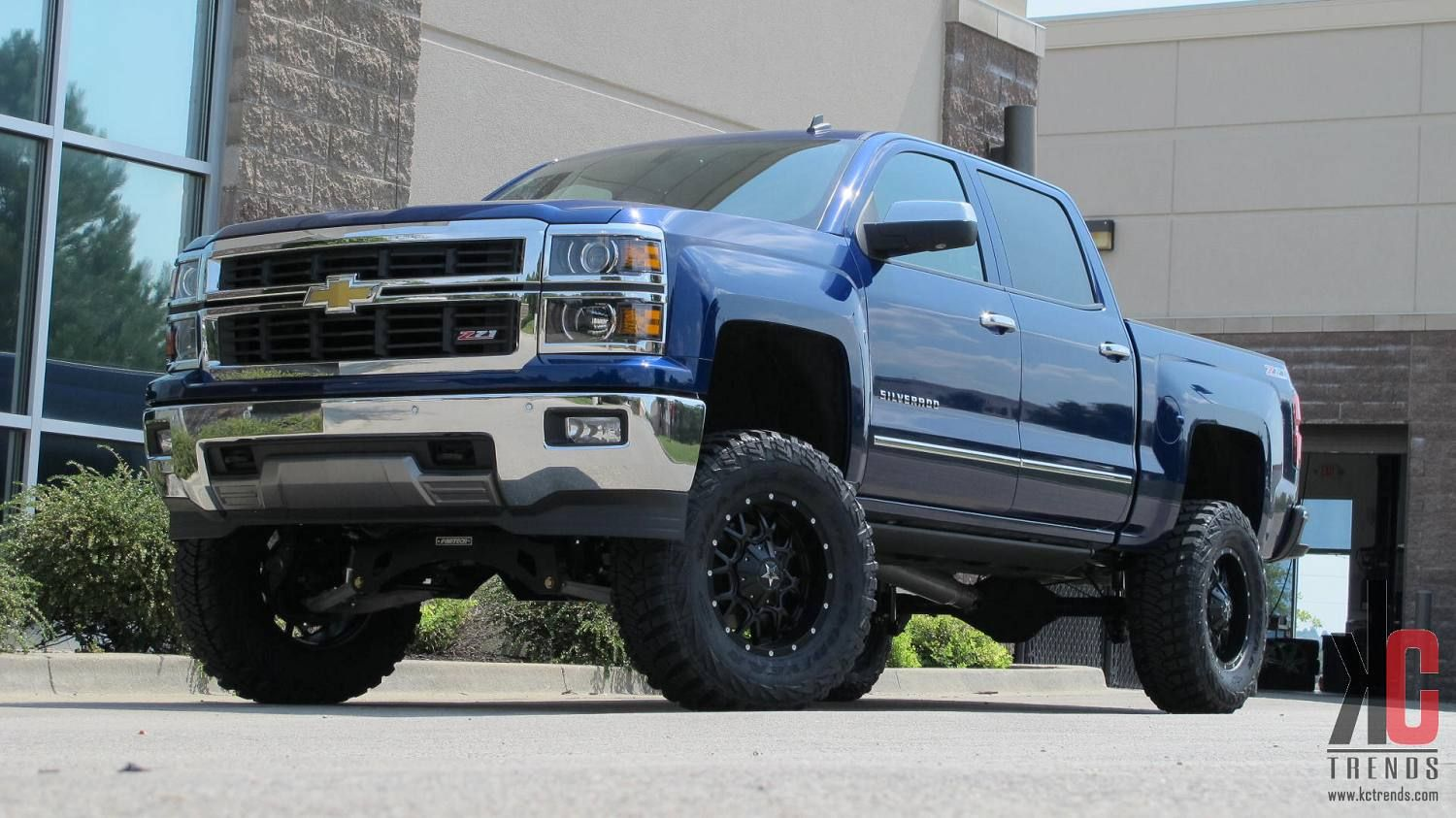2014 chevy lifted chevrolet silverado