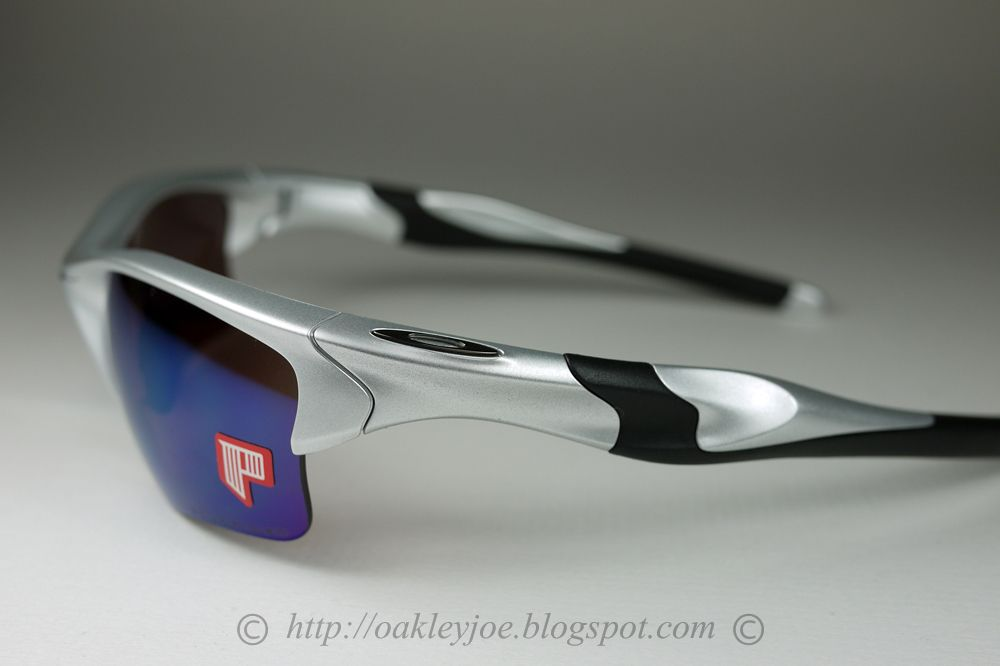 667bee3082 Singapore Oakley Joe s Collection Half Jacket 2.0 XL Polarized silver + G30  iridium polarized
