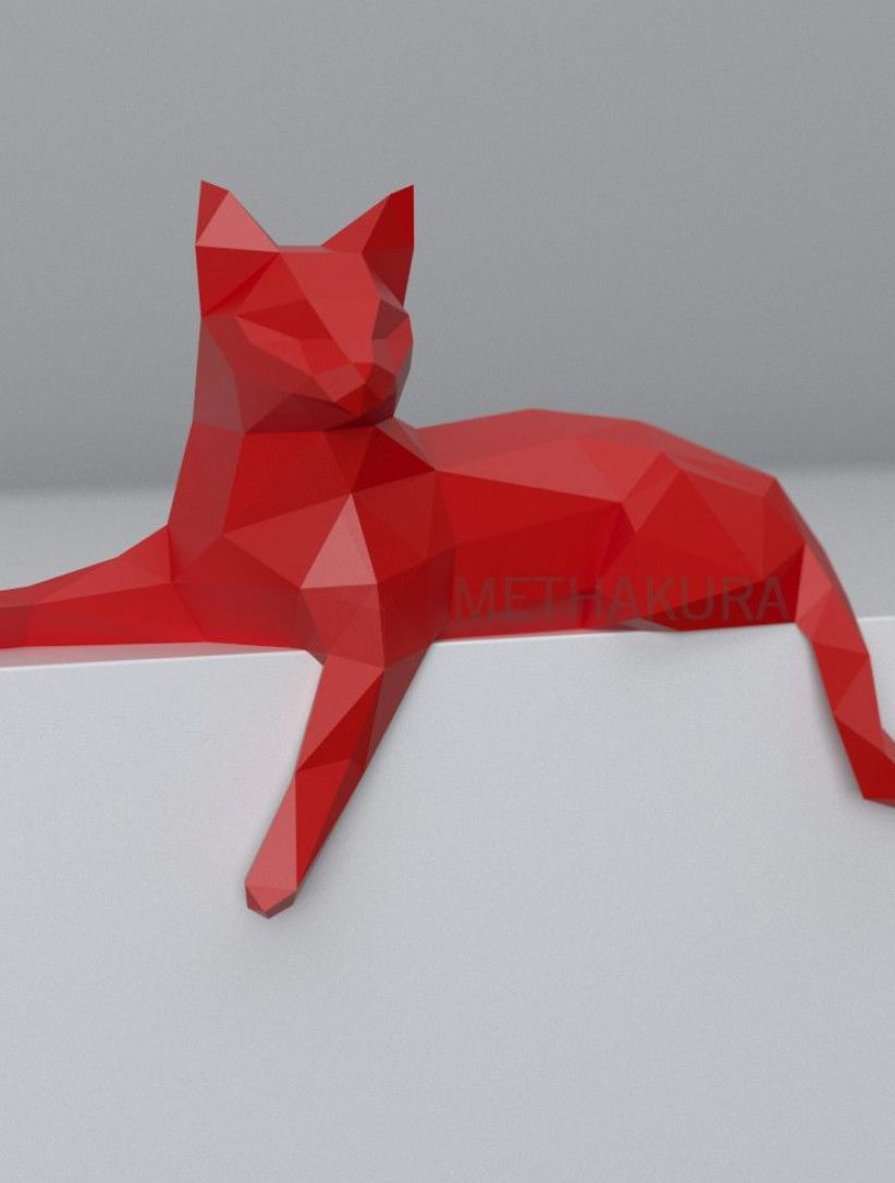 Papercraft Vorlagen Kostenlos Tiere