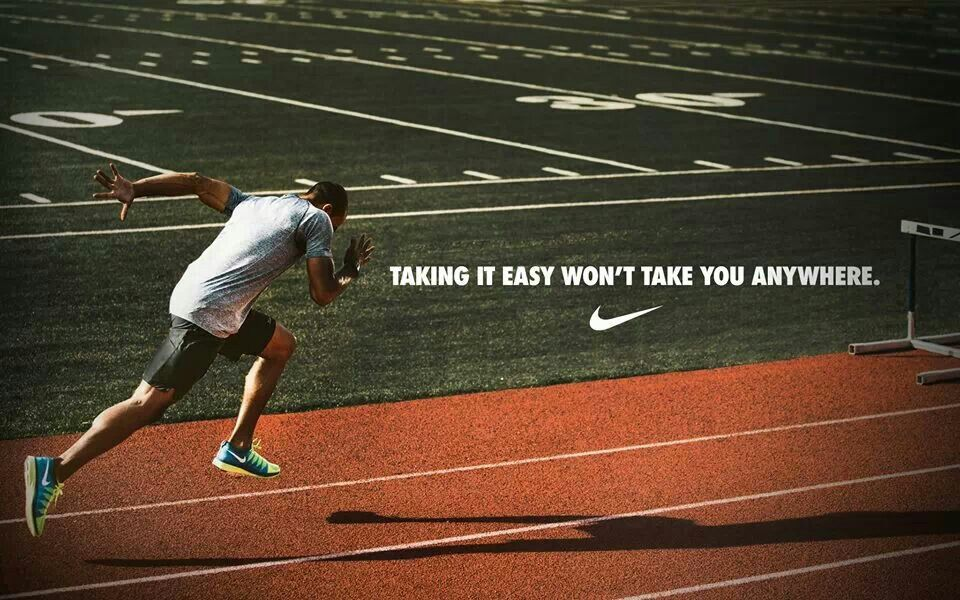 Nike Track And Field Quotes T R A C K Pinterest Atletiek