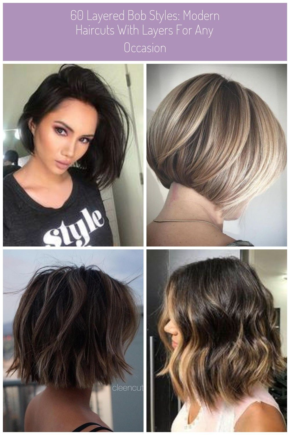 33 Best Bob Haircut Pictures In 2019 Lockiger Bob