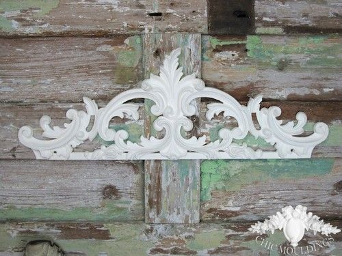 Huge Over Door Pediment. You Can Also Use As A Wall Hanging, Use Over Large  Mirrors Or Pictures To Add A Grand Effect. Use Above Headboards Too! Comes  With ...