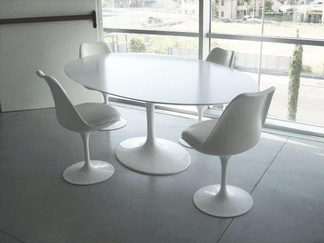 Tavolo Saarinen ~ Tavolo e sedie saarinen retroscena