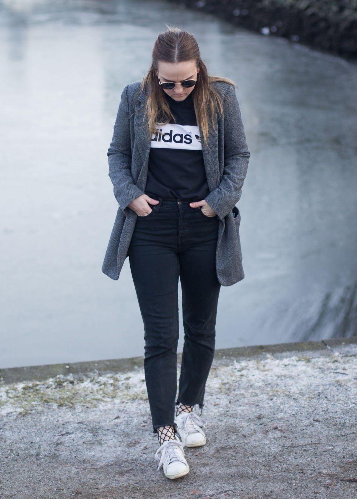 zara blazer adidas maglione levi gli occhiali ray - ban di jeans