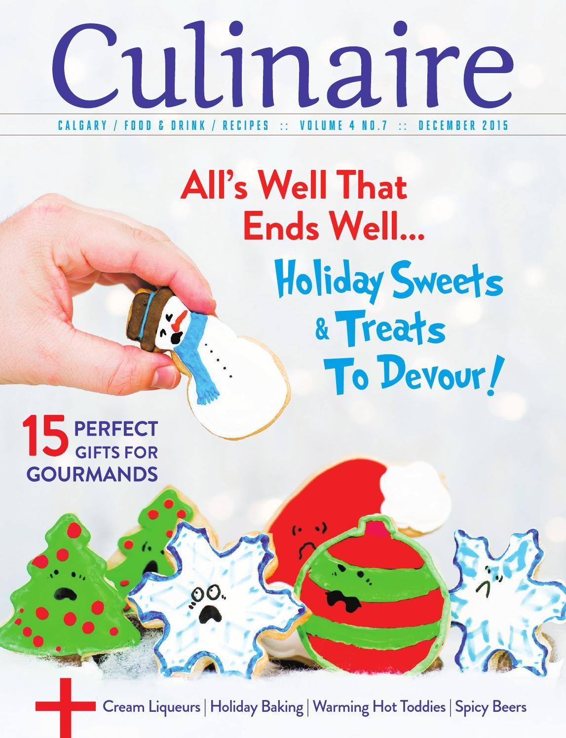 Culinaire #4:7 (december 2015)