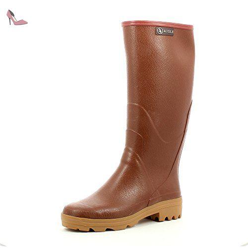 Bottes Chaussures Pro Chambord partner Aigle 44 Ambre rRXO7rqw