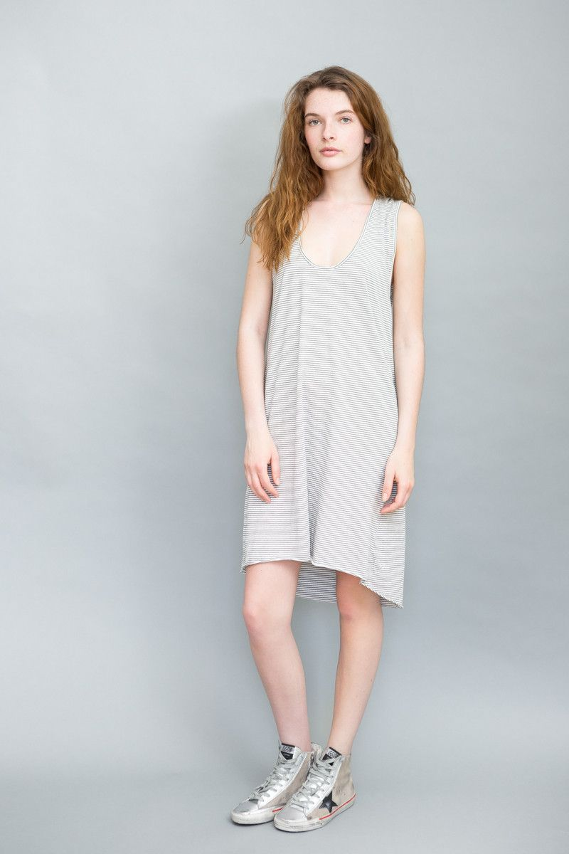 442c5f378d5 Frank   Eileen Tee Lab Relaxed Muscle Dress