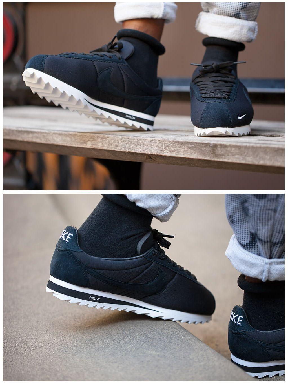Sneakers fashion, Cortez shoes, Shoe boots