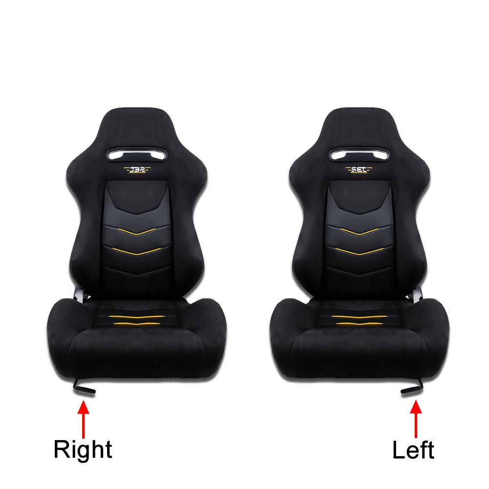 Andy1623 Oem Spe Adjustable Bucket Seat And Bride Cloth Sport Racing Car Seat Mounting Slider Yc101454 Bk Balap Mobil Sport Car Seat