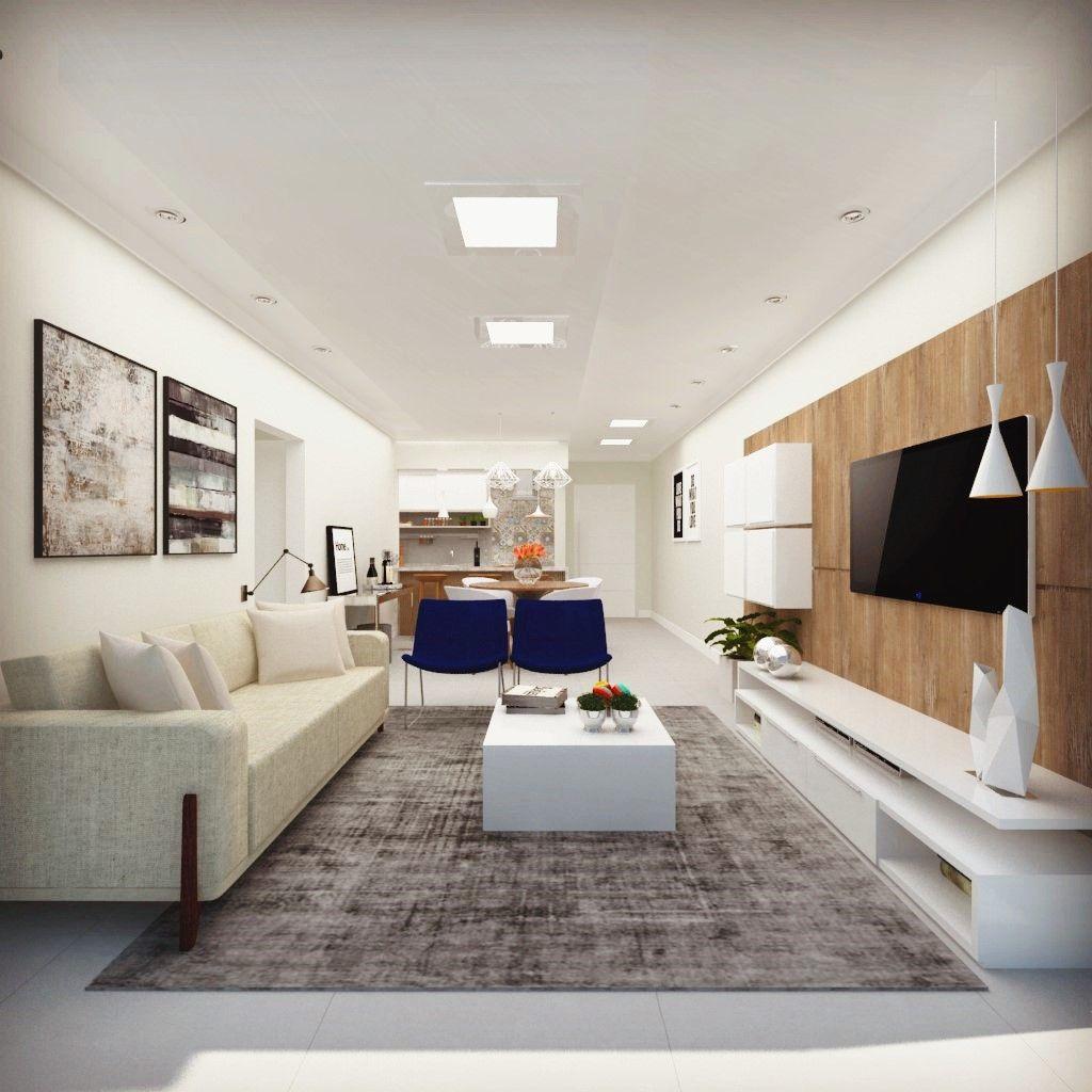 Arquitetura de interiores decora o estilo contempor neo for Sala de estar estilo arabe