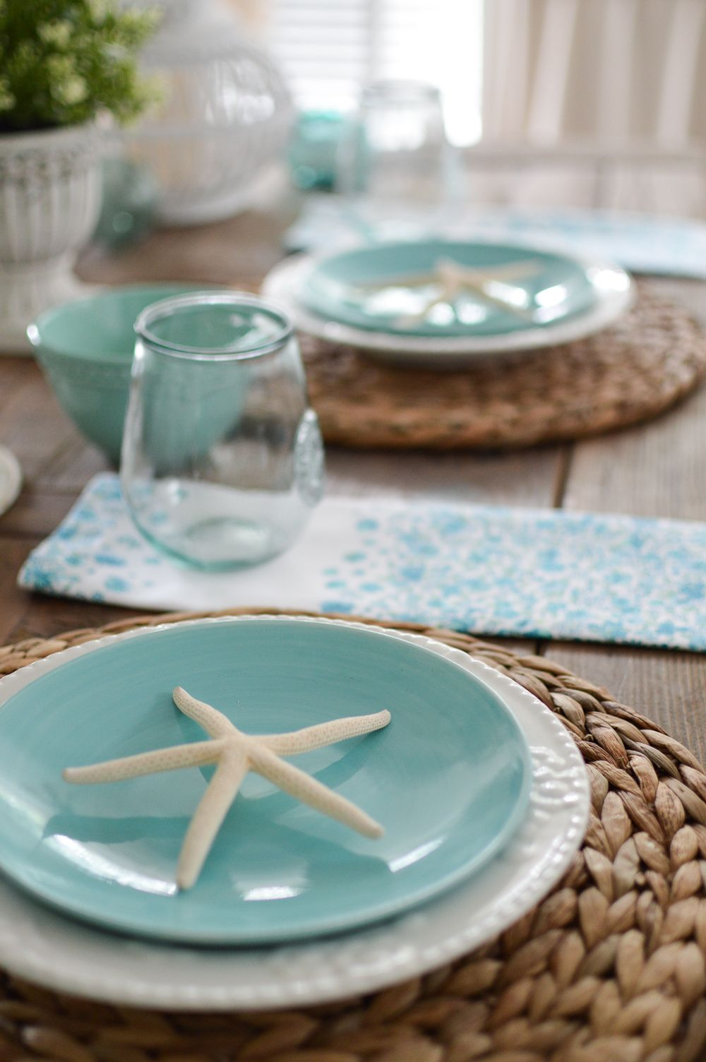 Photo of Summer Farm Table Decorating Ideas