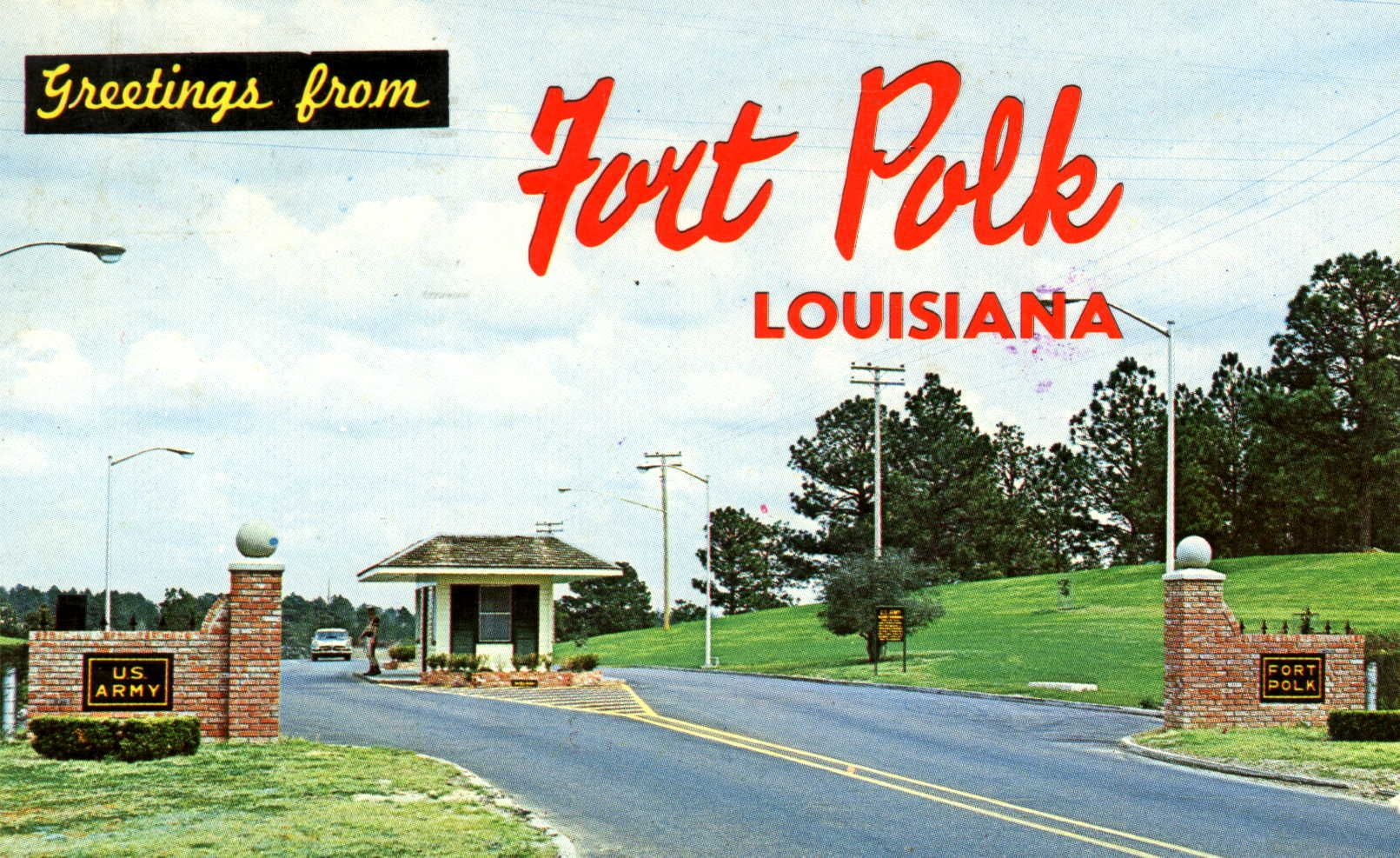 Tigerland Entrance Ft. Polk, Louisiana 1968   Places I have Been    Pinterest   Forts