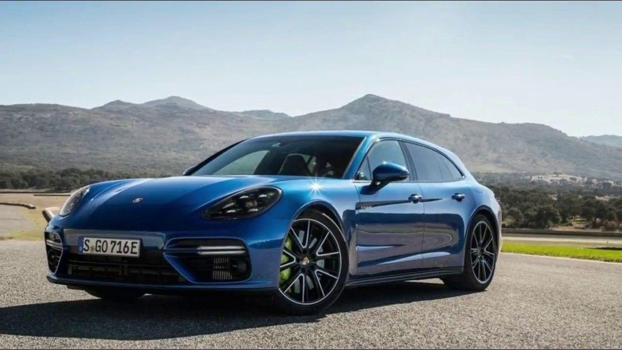 Wow!!!...2018 Porsche Panamera Turbo S E Hybrid Sport