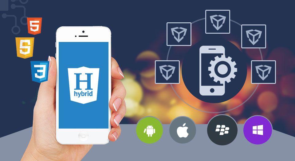 5 Best Hybrid Apps Frameworks that Make the App