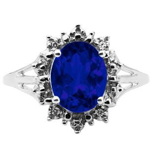 Diamond Oval Blue Sapphire Gemstone White Gold Starburst Ring #Christmas 2016 #Jewelry #Personalized #Unique #Simple #Gifts @ Gemologica.com #Xmas #Gift guide finder ideas for #Him #Her #Kids #Jewellery #couponcode #deals #sale Stocking Stuffer #Ideas. #Presents for girlfriends, boyfriends, children, men, women from the #Gemologica Jewelry Store. #Earrings #Rings #Necklaces #Bracelets #Gold #Silver #Fashion #Style