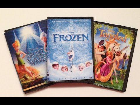 DIY DVD Cases