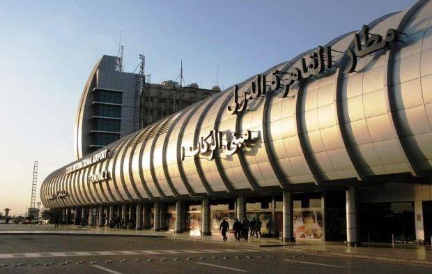 مصر للطيران الناقل الرسمي للمؤتمر الوزارى لأمن الطيران مطار القاهرة ارشيفية Cairo Airport New Egypt Egypt