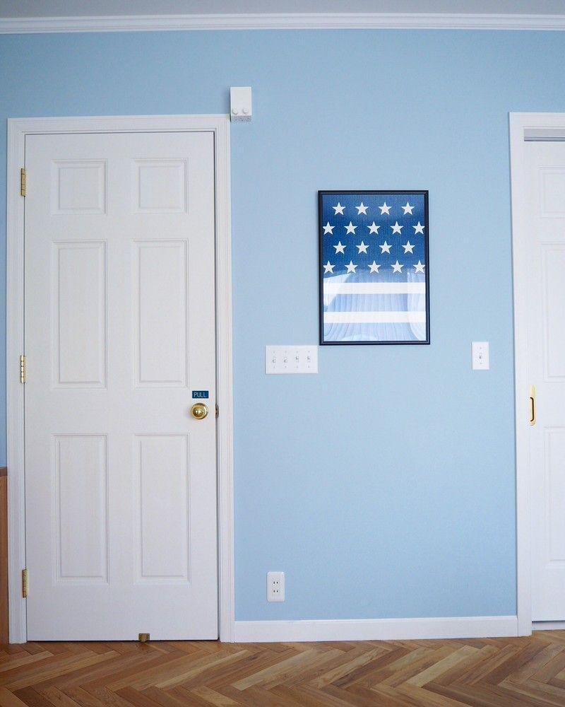 廻り縁で部屋の雰囲気や印象がガラッと変わる 廻り縁 部屋 海外